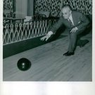 Rainier III of Monaco bowling.- Jun 1960 - 8x10 photo