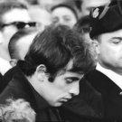 Edith Piaf funeral - 8x10 photo