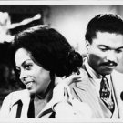 Diana Ross and Billy Dee William. - 8x10 photo