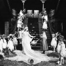 here comes the bride - 8x10 photo