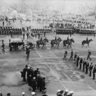 David Dwight Eisenhower`s funeral ritual taking place. - 8x10 photo