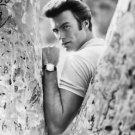 Portrait of Clint Eastwood - 8x10 photo