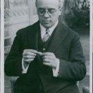Man seeing diamond on 26 December 1926.  - 8x10 photo