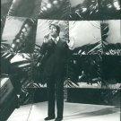 Cliff Richard, while singing. - 8x10 photo