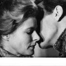 Ingrid Bergman kissing.  - 8x10 photo