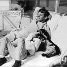 """Robert Francis """"Bobby"""" Kennedy relaxing. - 8x10 photo"""