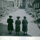Three women in Coventry. - 8x10 photo