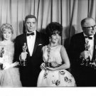 Elizabeth Taylor holding award. - 8x10 photo