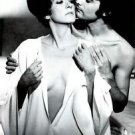 Anna Moffo and man standing close. - 8x10 photo