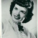Smiling portrait of Jane Mansfield.   - 8x10 photo