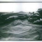 Soldiers sleeping in Vietnam.  - 8x10 photo