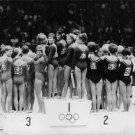 Olympic girls. - 8x10 photo