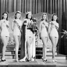beauty pageant - 8x10 photo