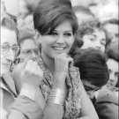Claudia Cardinale smiling.  - 8x10 photo