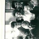 Sheila with friends. - 8x10 photo
