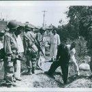 Conflict in Korea, 1950. - 8x10 photo