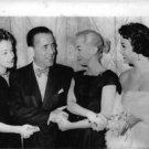 Humphrey Bogart with women. - 8x10 photo