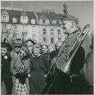 German musicians in Oslo - 8x10 photo