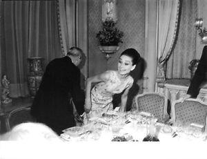 "Audrey Hepburn in movie ""My Fair Lady"". - 8x10 photo"