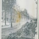 Army soldiers on attack - 8x10 photo