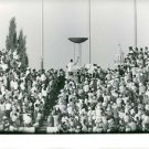 The Olympic flame ceremony.- Aug 1960 - 8x10 photo