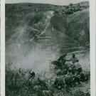 The Battle of Okinawa, Operation Iceberg, World War II. - 8x10 photo