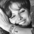 Portrait of Claudia Cardinale smiling. - 8x10 photo