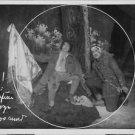 Sarah Bernhardt during a play. - 8x10 photo