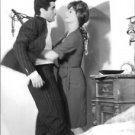 Anita Ekberg with a man. - 8x10 photo