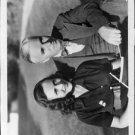 Charlie Chaplin and Paulette Goddard - 8x10 photo