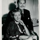 Jussi Björling and Ingrid Bergman - 8x10 photo
