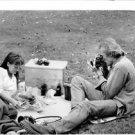 Clint Eastwood photographing Meryl Streep. - 8x10 photo