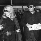 Catherine Deneuve and Marcello Mastroianni - 8x10 photo