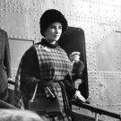 Elizabeth Taylor stepping down. - 8x10 photo