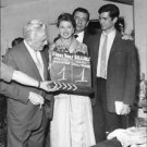 Ingrid Bergman with people.  - 8x10 photo