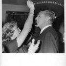 Gary Cooper wearing big hat.  - 8x10 photo