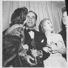 Humphrey Bogart holding trophy. - 8x10 photo