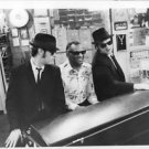 The Blues Brothers, Dan Aykroyd and John Belushi with a Ray Charles. - 8x10 phot