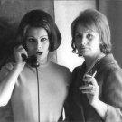 Sophia Loren on phone.  - 8x10 photo