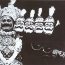 demon king, ravana - 8x10 photo