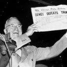 Dewey Defeats Truman. - 8x10 photo