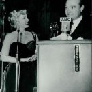 Zsa Zsa Gabor and Red Skelton - 8x10 photo