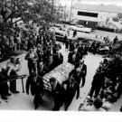 Gary Cooper's funeral.  - 8x10 photo