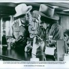 Jackie Gleason and Burt Reynolds in a scene from a 1977 American action comedy f