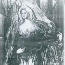 Painting of Brigitte Bardot. - 8x10 photo