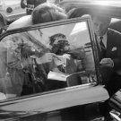 "Robert Francis ""Bobby"" Kennedy sitting in car. - 8x10 photo"