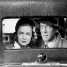Jimmy Stewart and Donna Reed in the movie It's A Wonderful Life - 8x10 photo