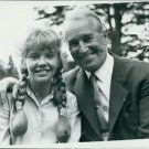Maurice Chevalier and Hayley Mills - 8x10 photo