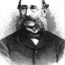 Portrait of Paul Julius Reuter. - 8x10 photo