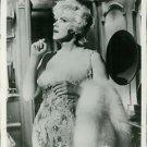 Marilyn Monroe, American actress. - 8x10 photo